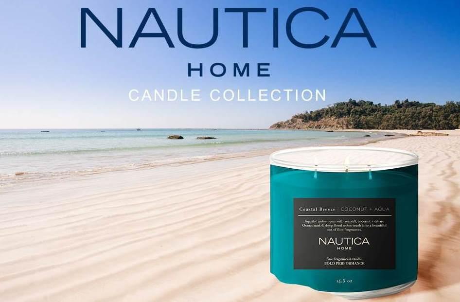 Nautica Candle3
